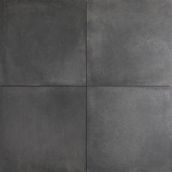 Vloertegel Ardezya Black 60x60