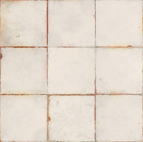 Vloertegel vintage Mirambel-B (Wit) 33x33