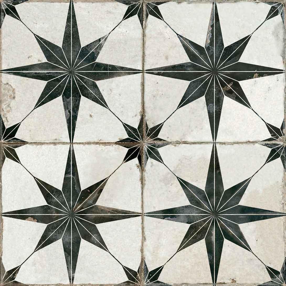 Vloertegel vintage Star 45×45
