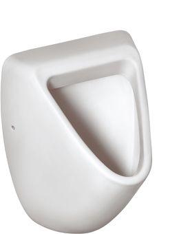 Ideal Standard Eurovit urinoir m. bevestiging m. achteraansluiting wit