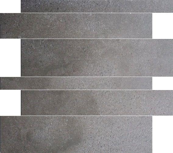 Jabo Gravel muurstroken Mud 5-10-15x60 gerectificeerd