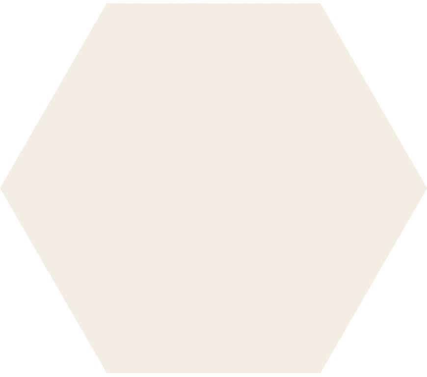 Jabo Hexagon Timeless vloertegel ivory 15x17