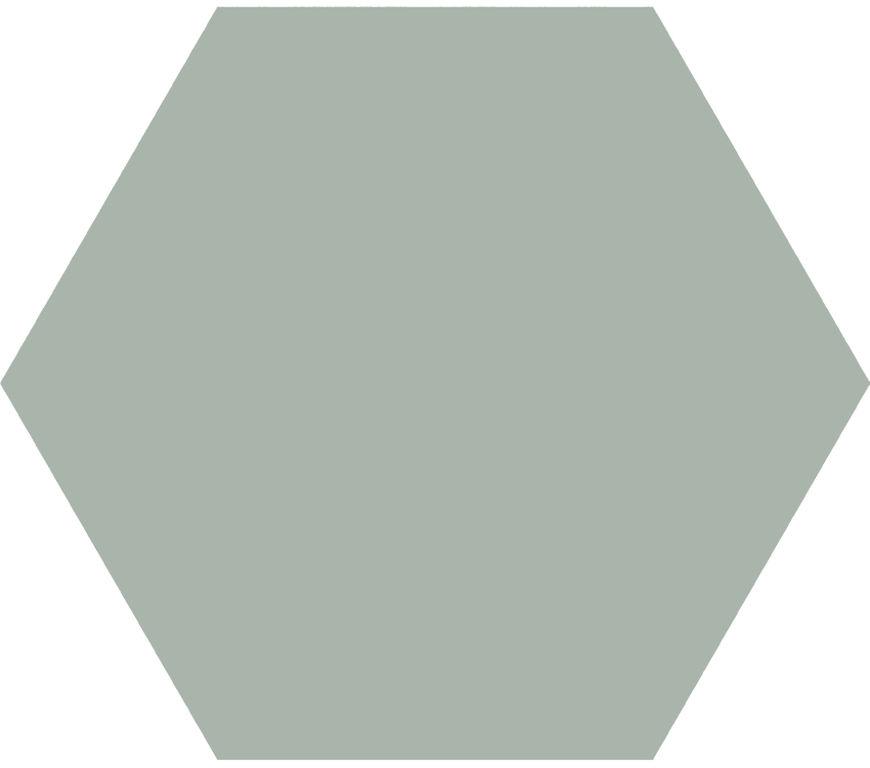 Jabo Hexagon Timeless vloertegel jade 15x17