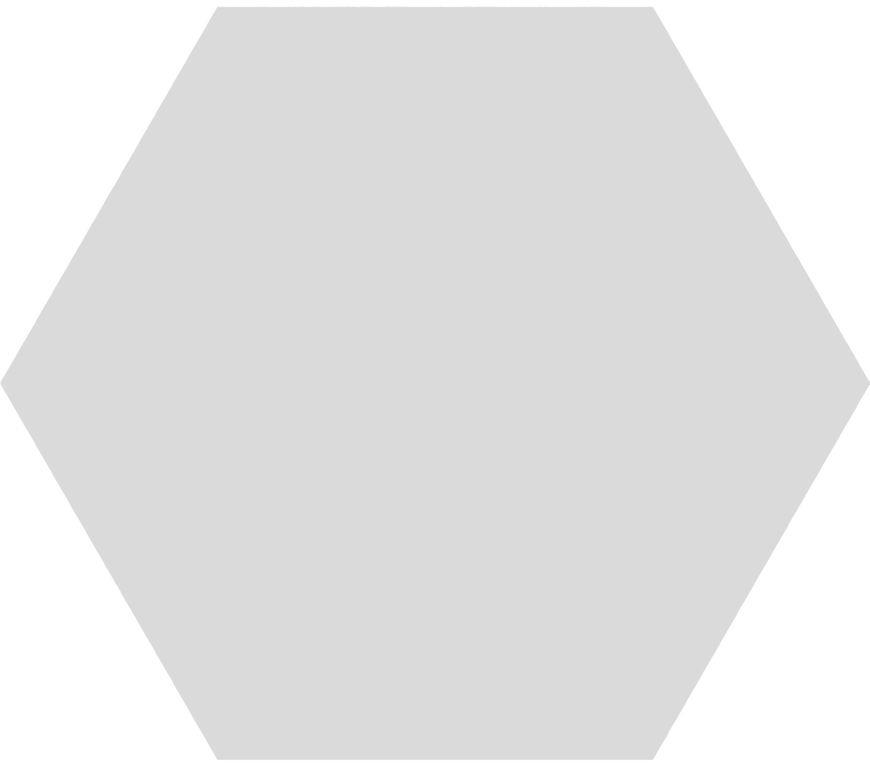 Jabo Hexagon Timeless vloertegel pearl 15x17