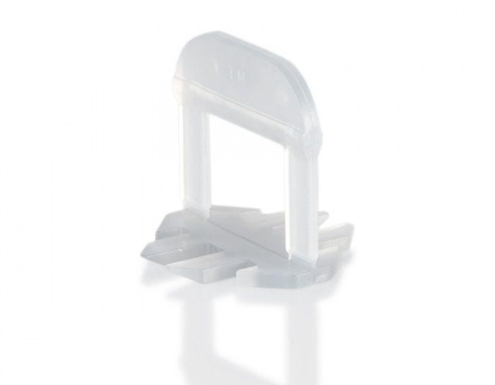 Jabo Levelling systeem voetstukken 250 stuks 1mm