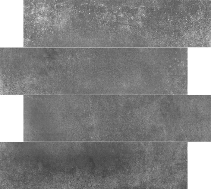 Jabo Limburg vloertegel antraciet 14.5x58.5 gerectificeerd