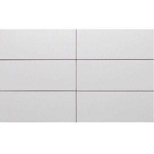 Jabo Wandtegels wit mat 20x50 ongerectificeerd