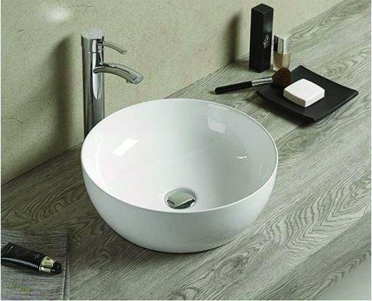 Lambini Designs Keramische waskom Pisa 40x40x14cm