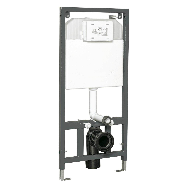 Kerra K-50 Slim inbouwreservoir met stalen frame