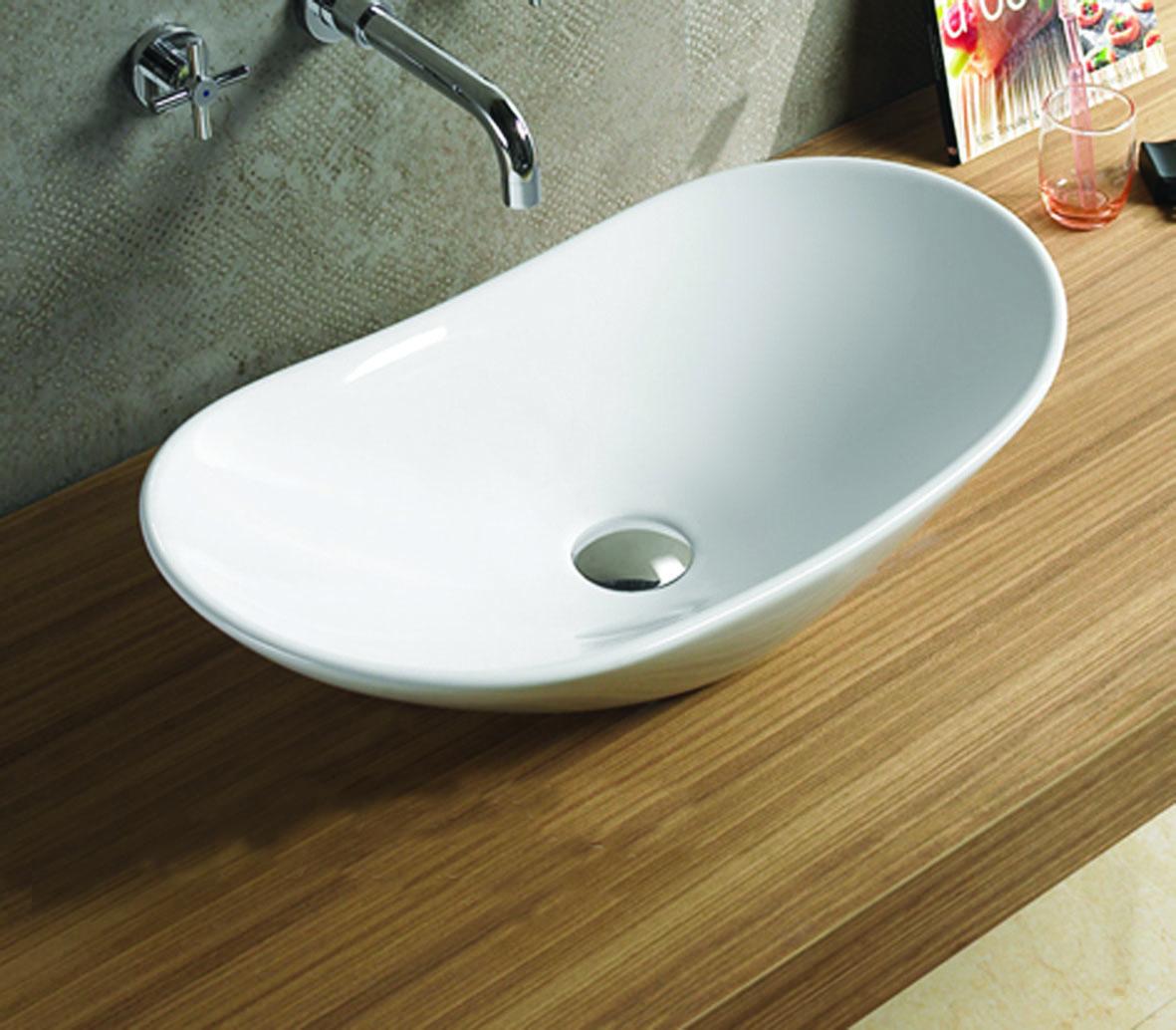Lambini Designs Agros waskom 62x34x14cm