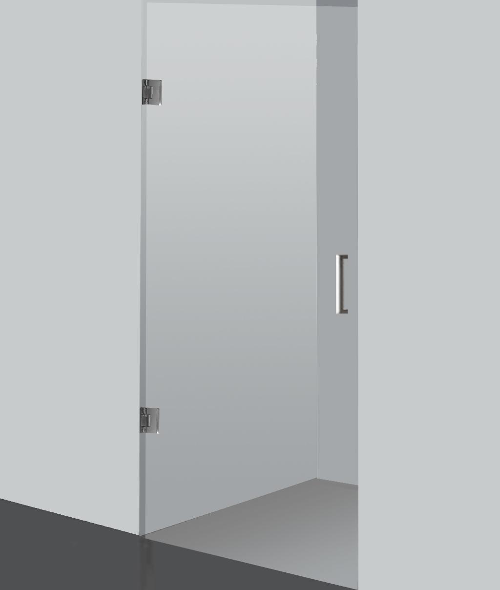 Lambini Designs Bonn douchedeur 80x200cm