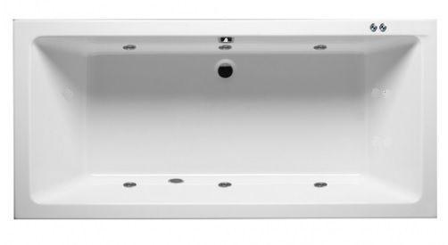 Lambini Designs Cube Bubbelbad 180x80cm 6 hydro jets