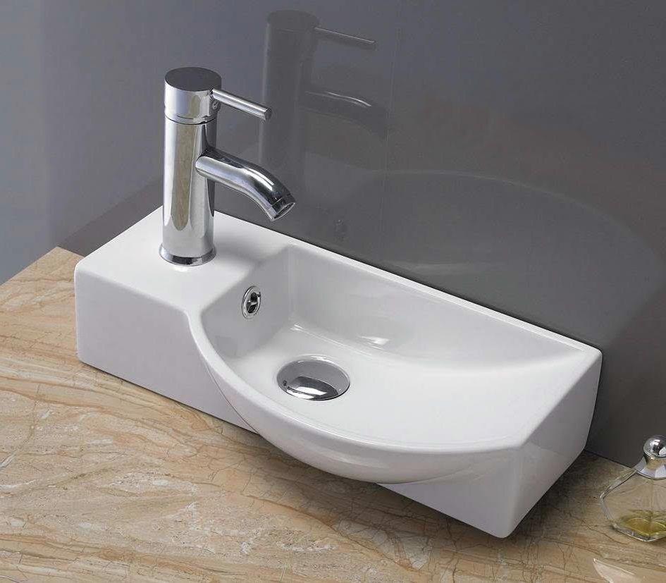 Lambini Designs Faro fontein links 40x22cm