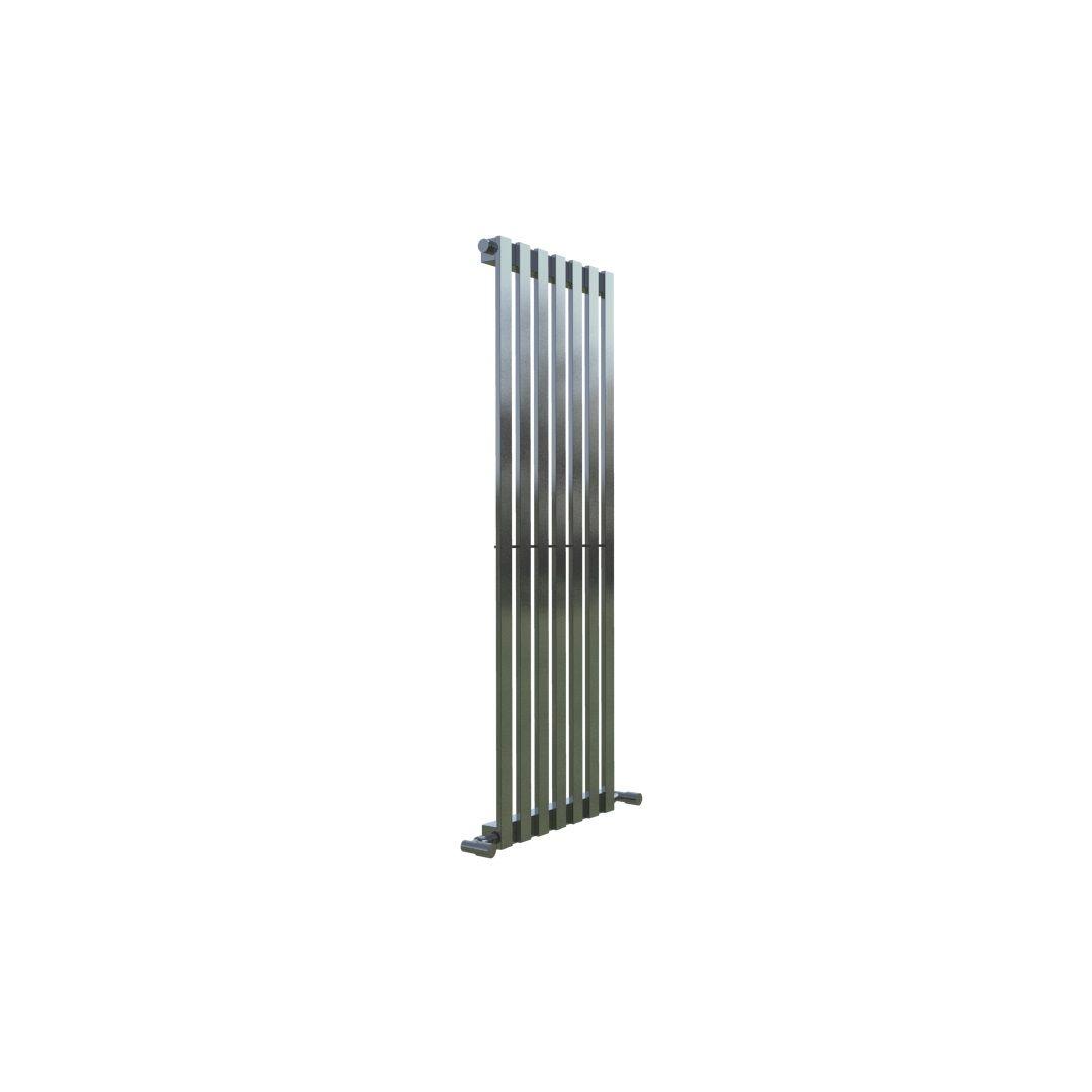 Lambini Designs Idella design radiator chroom 36x120cm 540 Watt