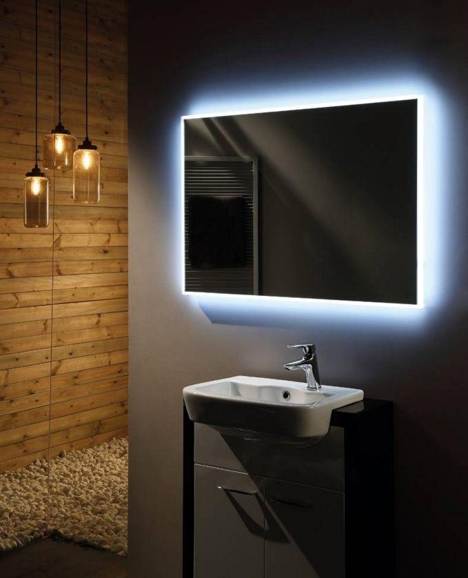 Lambini Designs Infinity spiegel met LED verlichting 80x70cm
