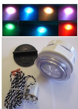 Lambini Designs LED-verlichting kleur t.b.v. bubbelbaden
