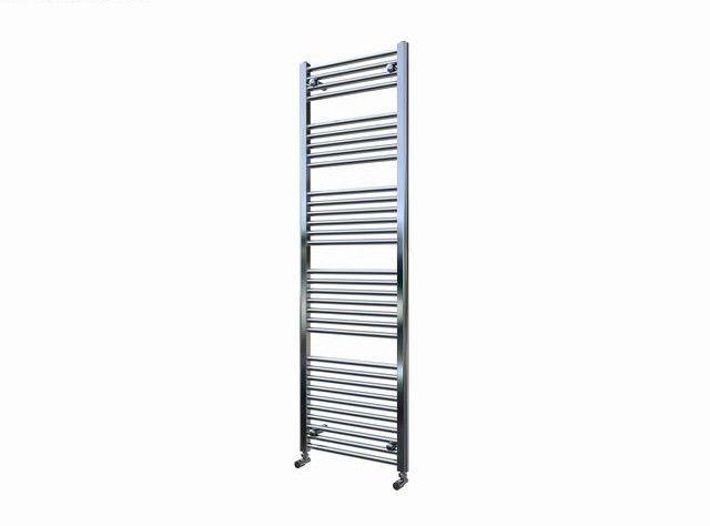 Lambini Designs Lydia design radiator chroom 60x180cm 900 Watt