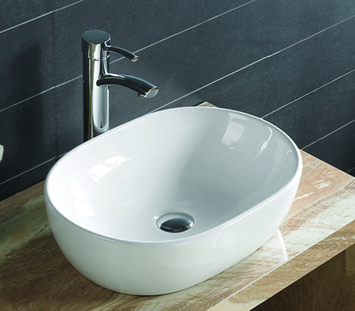Lambini Designs Milena waskom 48x35x14cm