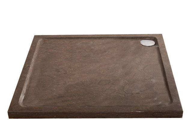 Lambini Designs Stone douchebak vierkant 90x90cm natuursteen