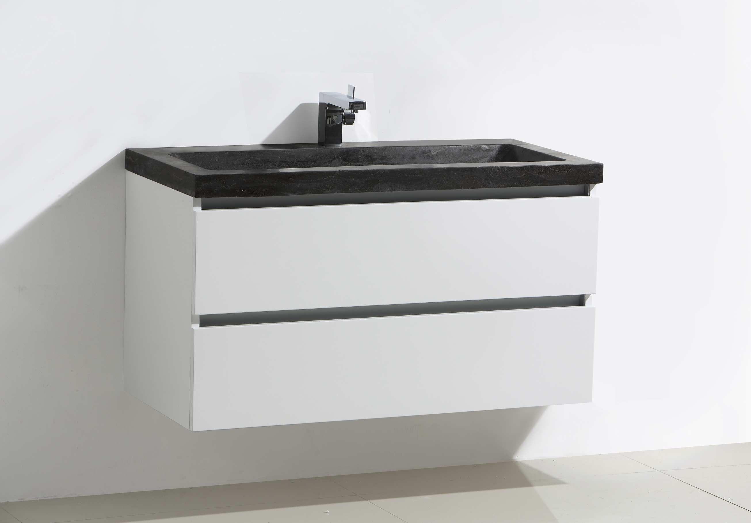 Badkamer Accessoires - Lambini Designs Trend Stone badkamermeubel ...