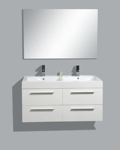 Lambini Designs Vegas badkamermeubel hoogglans wit 120cm