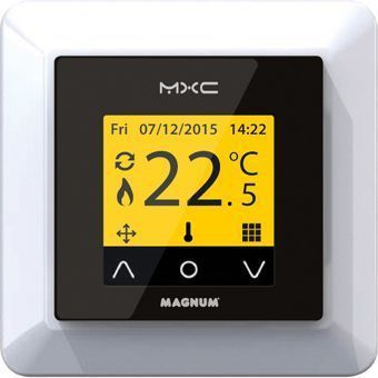 Magnum digitale klokthermostaat Extreme control wit