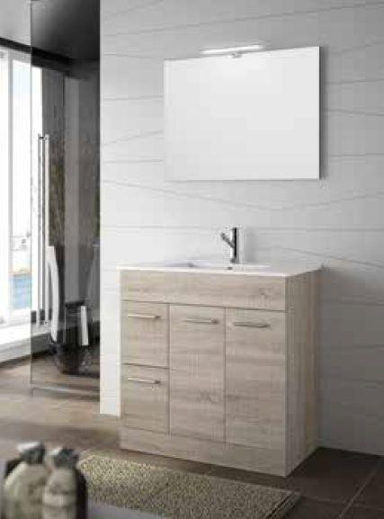 muebles motril staand badkamermeubel 80cm On muebles sanchez motril