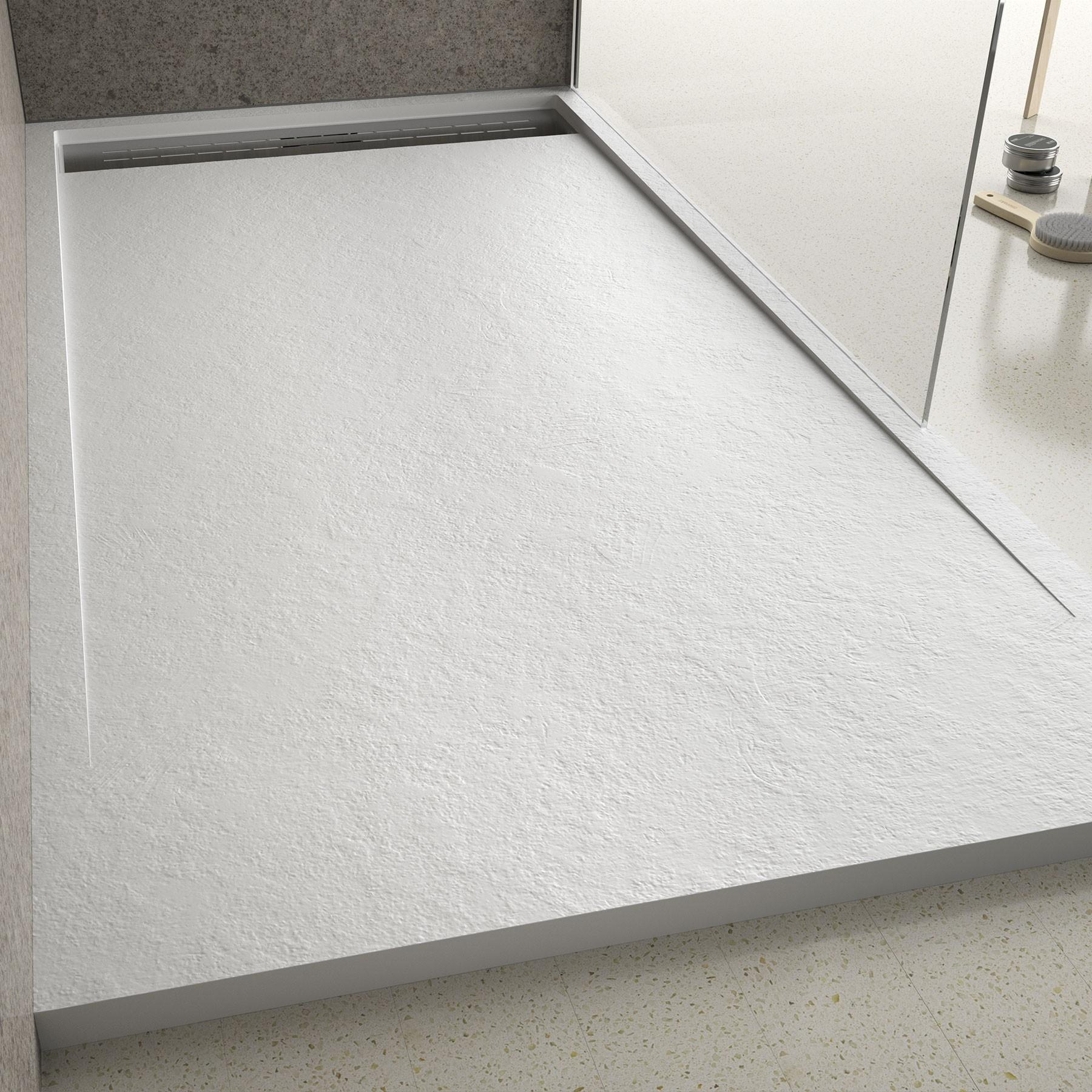 Muebles Pompei douchebak 70x120cm wit