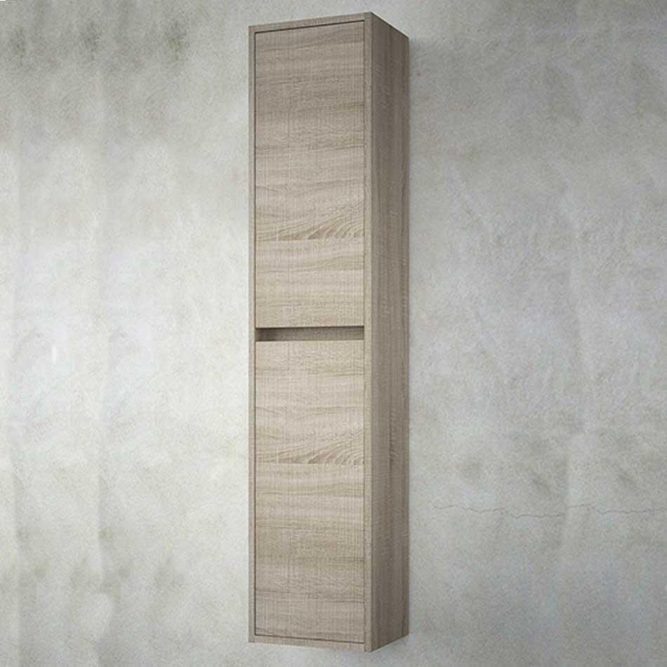 Muebles Project badkamerkast 140x30x24cm caledonia