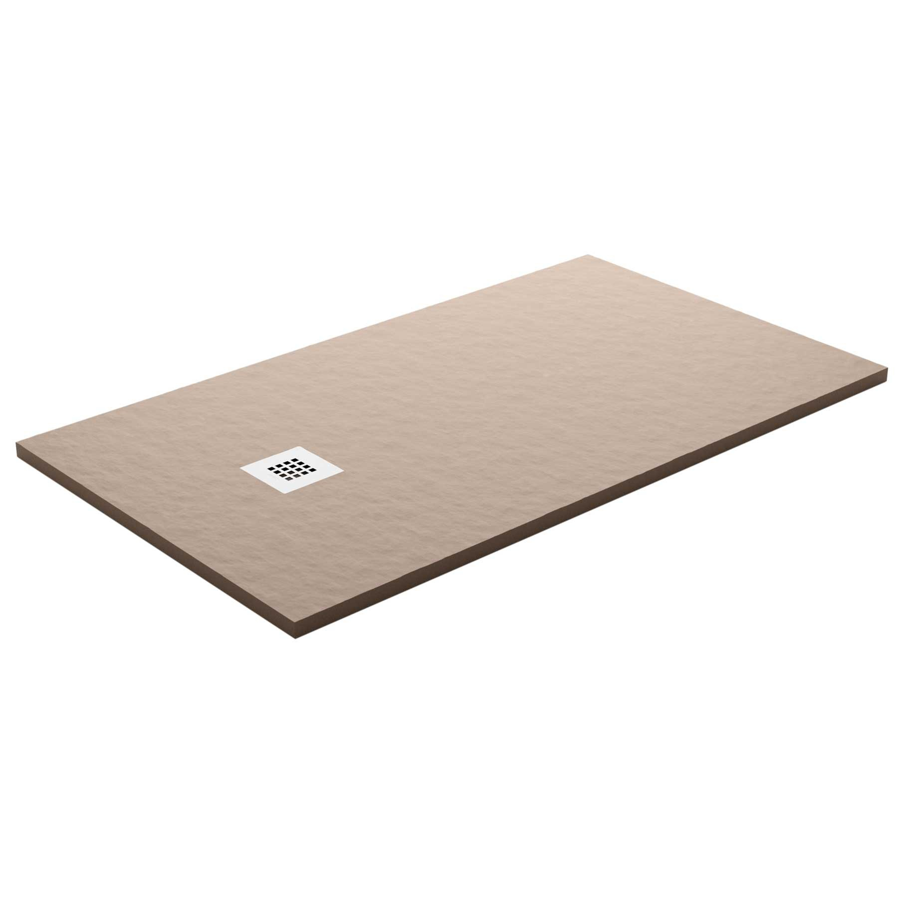 Productafbeelding van Muebles Rio douchebak 90x90cm taupe
