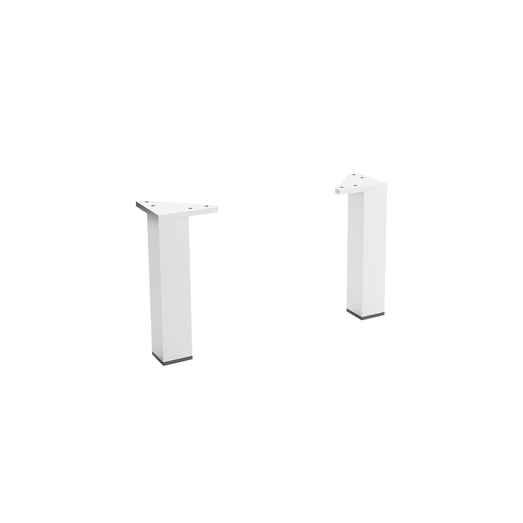 Muebles set van 2 poten voor badkamermeubel 33cm