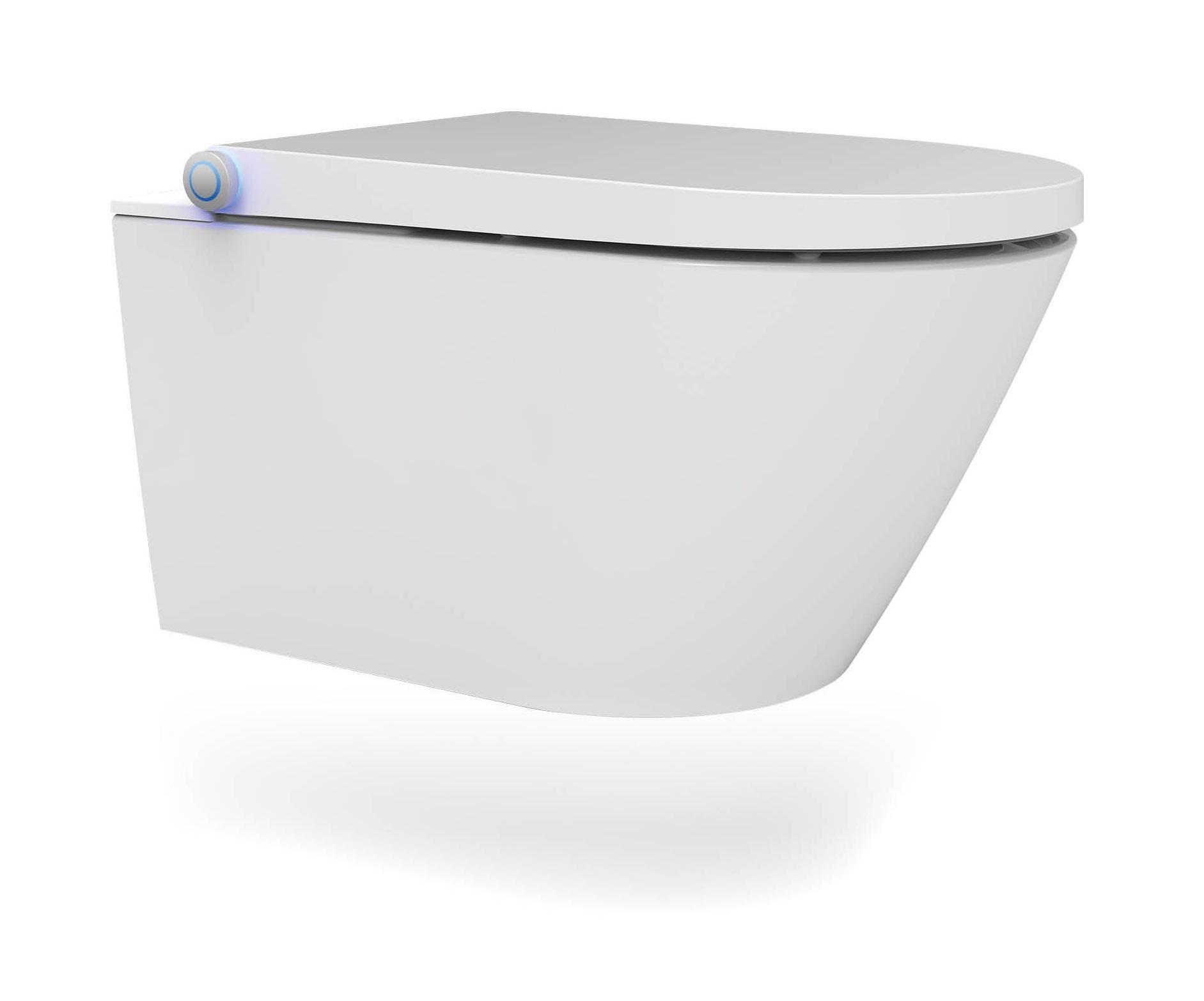Productafbeelding van Mueller Afesta randloze douche-wc inclusief zitting