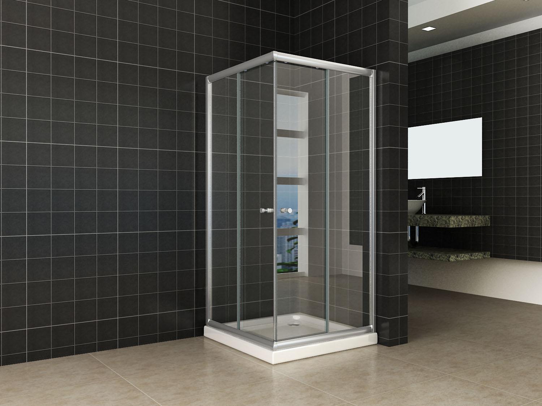 Productafbeelding van Mueller Eco douchecabine vierkant 100x100cm