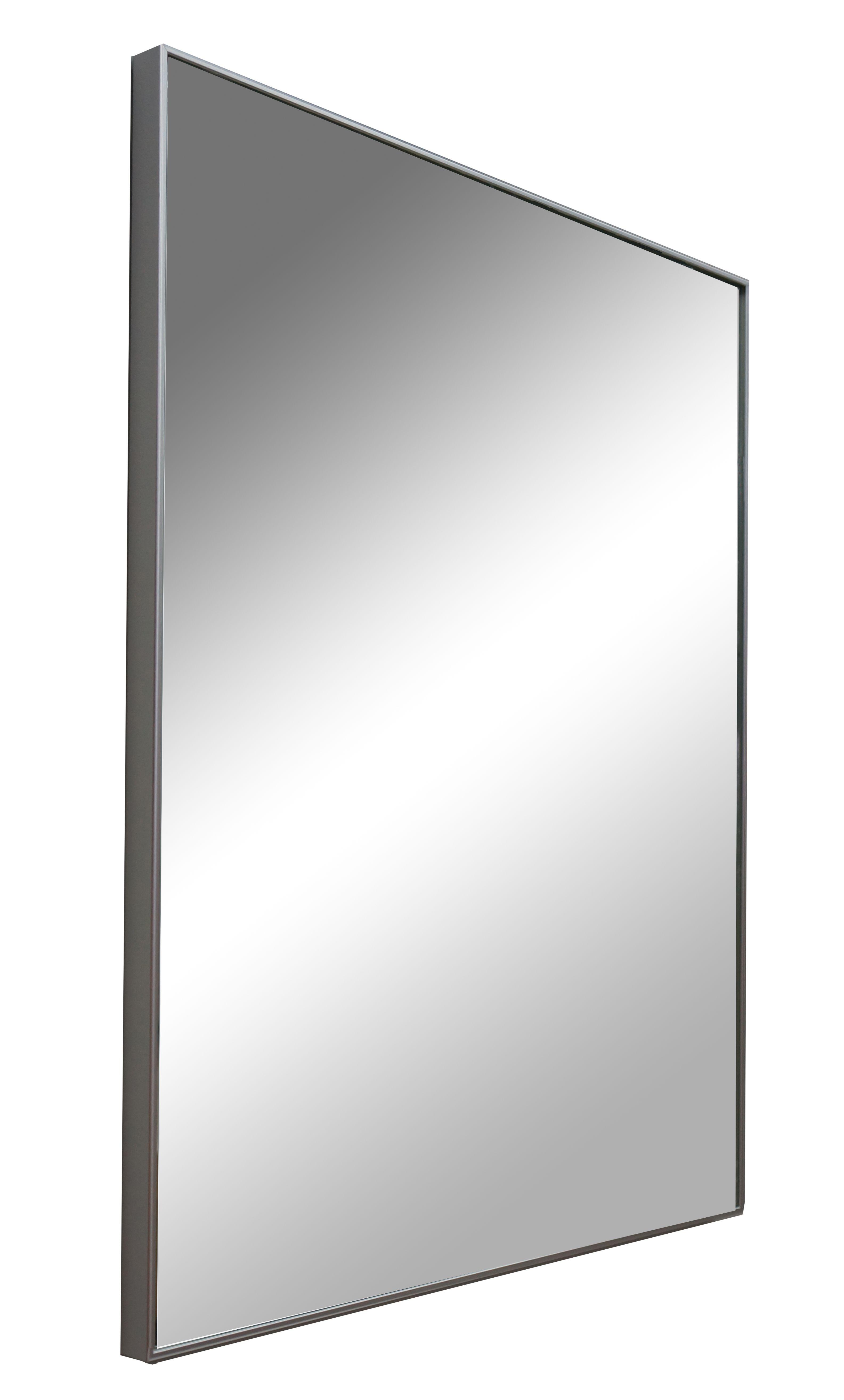 Mueller Emma spiegel met aluminium frame 50x60x2,1cm
