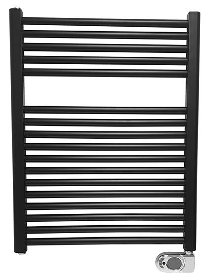 Mueller Jiro elektrische radiator mat zwart 76.6x60 400W