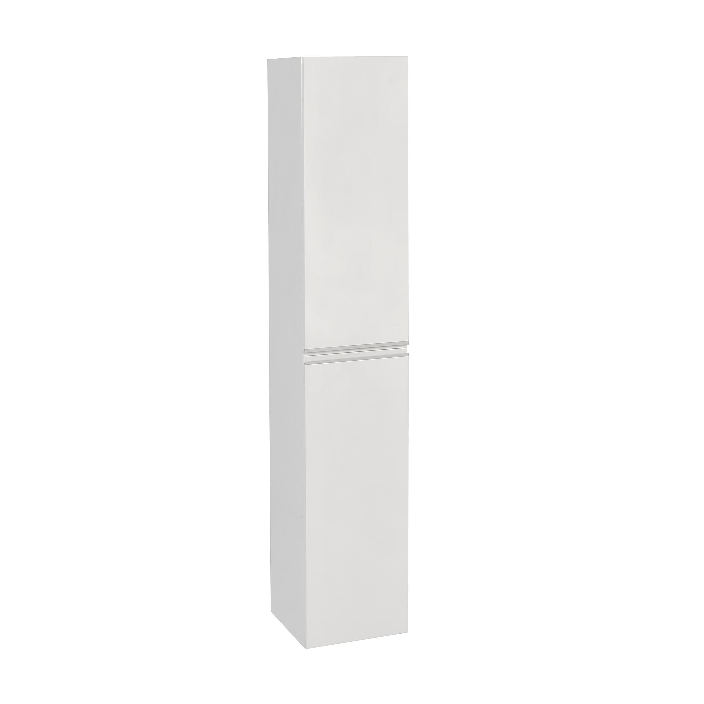 Mueller Lida badkamerkast 160x30x30cm hoogglans wit
