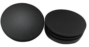 Mueller Moon vaste knop/plug badoverloopcombinatie zwart