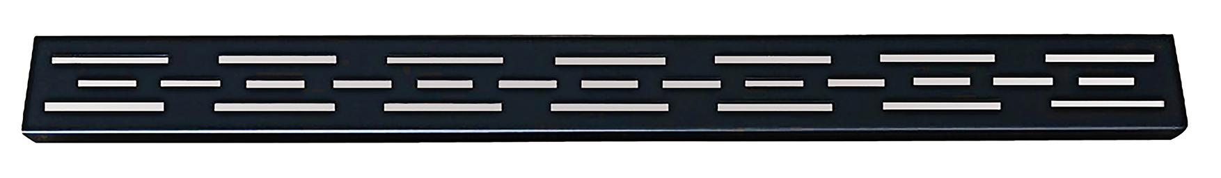 Mueller rooster mat zwart 70cm