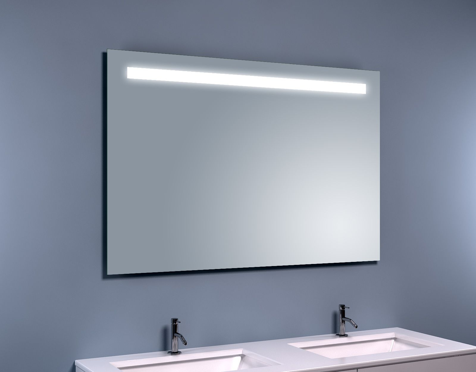Mueller Shine LED spiegel 120x80cm