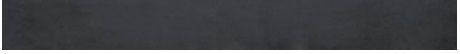 Navale Strabo plinttegel zwart 7x60 18stuks