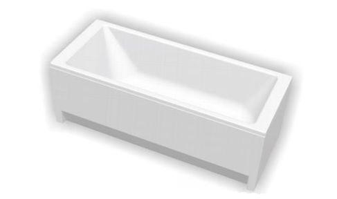 Plazan Basic douchebad met paneel 140x70cm