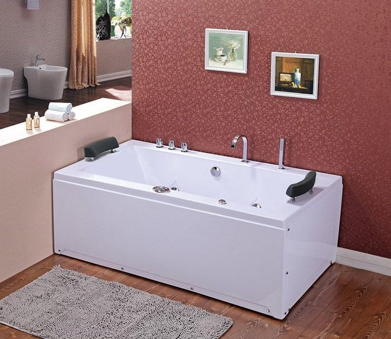 Productafbeelding van Plazan Ramona whirlpool 180x90cm