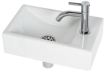 Plieger Austin fonteinset compleet 37x23cm rechts wit