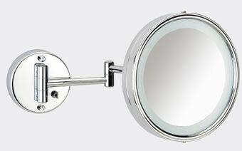 Plieger badkamer spiegel