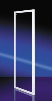 Plieger Class zijwand 3mm glas 86-90x185cm wit FZC3TB89019