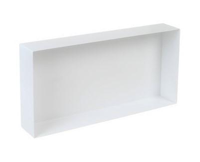 Plieger Inbox inbouwnis 60x30 cm, wit