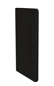 Plieger Kansas schaamschot 73x47.5cm matzwart