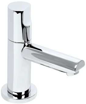 Plieger Shape toiletkraan 1/2 chroom