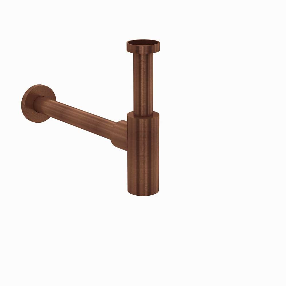 Qisani Vanity sifon copper