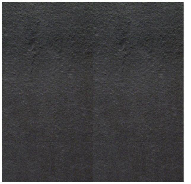 Rak Gems GPD 57 R zwart vloertegel 100x100